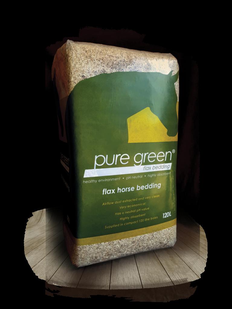 Pure Green Flax