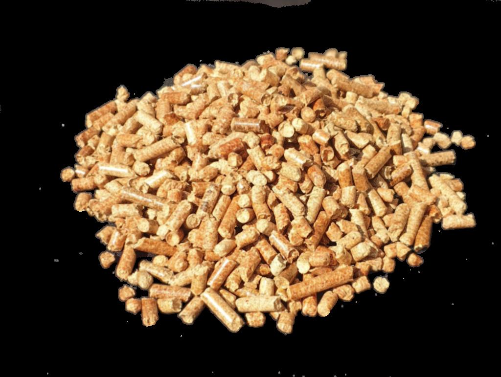 Pure Green® Brown Energy Wood Pellets