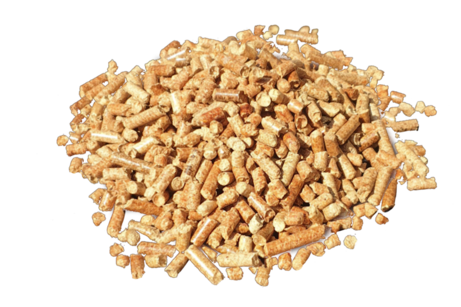 Pure Green® Brown Energy Wood Pellets