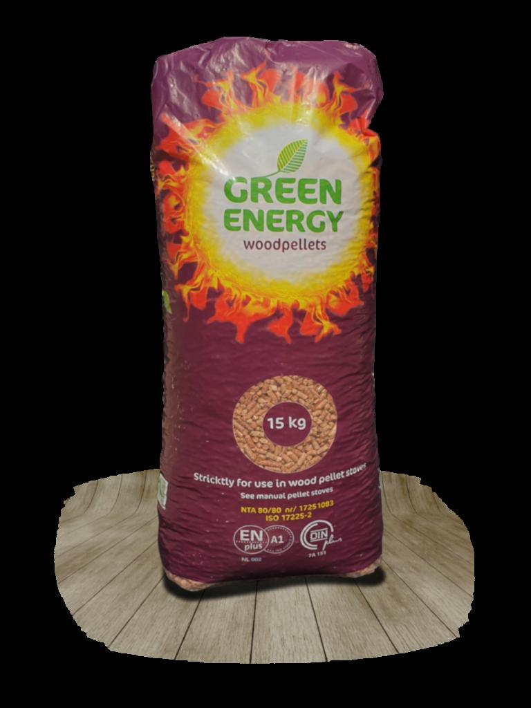 Pure Green® Brown Energy Pellets